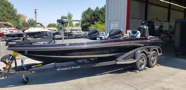 2021 Ranger Boats boat for sale, model of the boat is Z520L & Image # 1 of 6