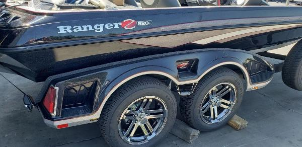 2021 Ranger Boats boat for sale, model of the boat is Z520L & Image # 3 of 6