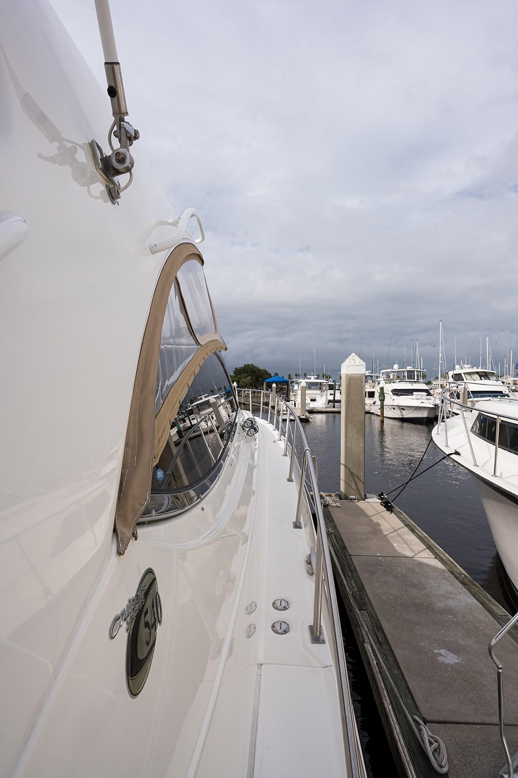 Starboard Passage Way