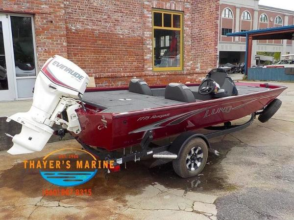 2019 Lund boat for sale, model of the boat is 1775 Renegade SS & Image # 2 of 33