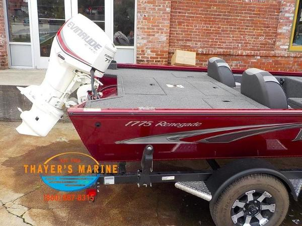 2019 Lund boat for sale, model of the boat is 1775 Renegade SS & Image # 7 of 33
