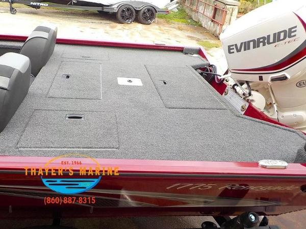 2019 Lund boat for sale, model of the boat is 1775 Renegade SS & Image # 14 of 33