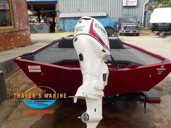 2019 Lund boat for sale, model of the boat is 1775 Renegade SS & Image # 23 of 33