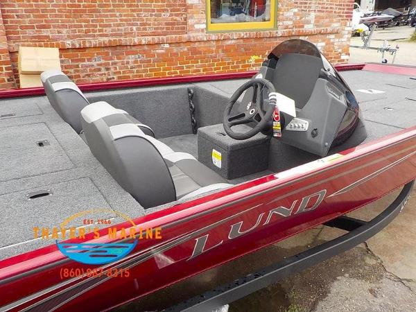 2019 Lund boat for sale, model of the boat is 1775 Renegade SS & Image # 29 of 33