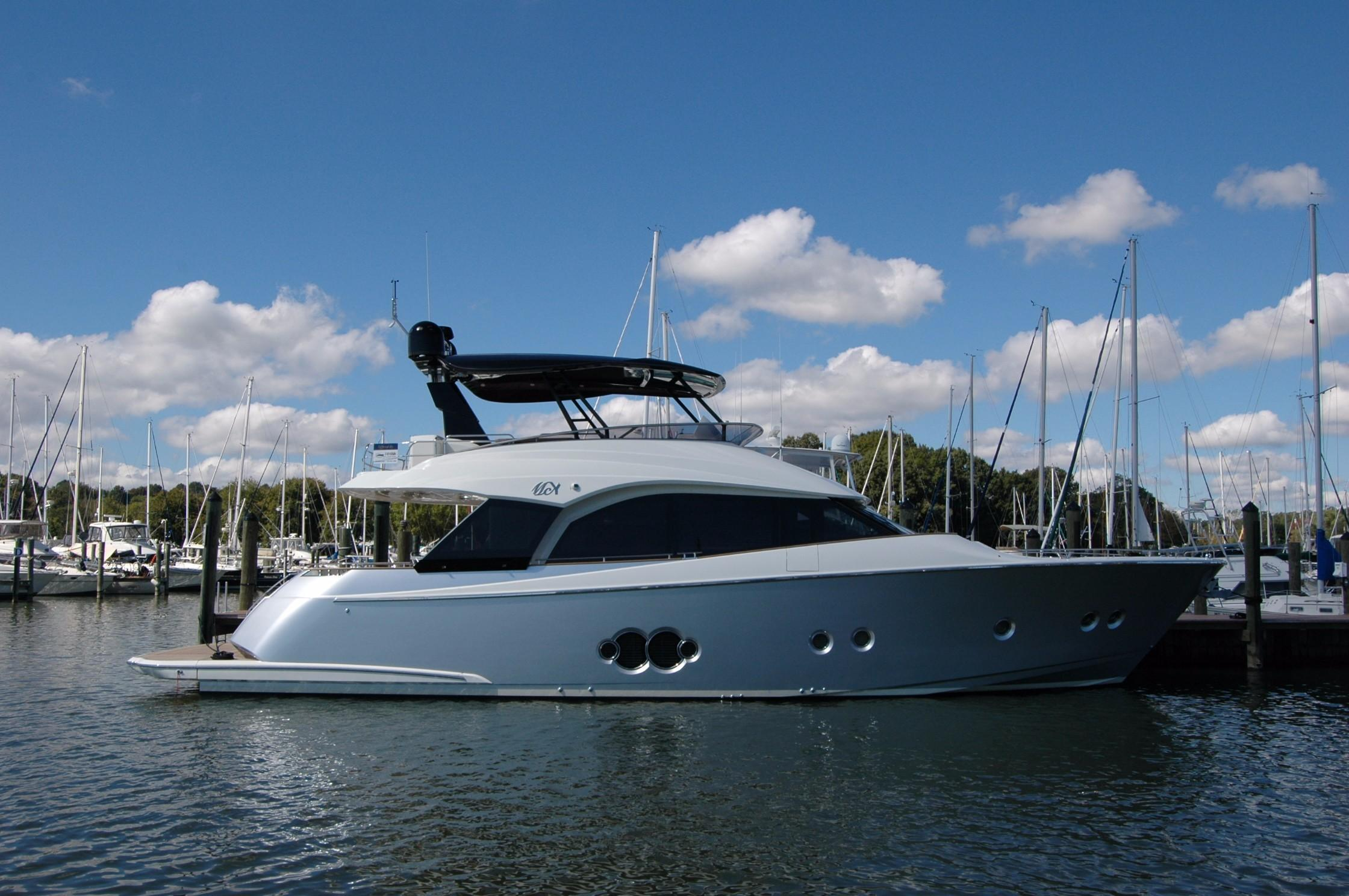 2018 Monte Carlo Yachts Mcy 65 Yacht for Sale in Glen Cove, NY ...
