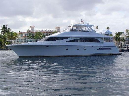 81 ft Cheoy Lee Motor Yacht