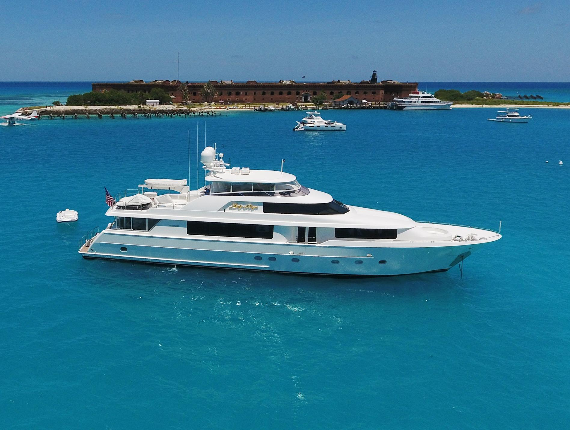 2005 Westport Raised Pilothouse