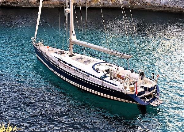 X-Yachts 562 used boat for sale from Boat Sales International