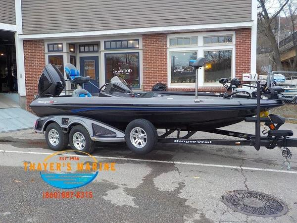 2020 Ranger Boats boat for sale, model of the boat is Z519 & Image # 1 of 45