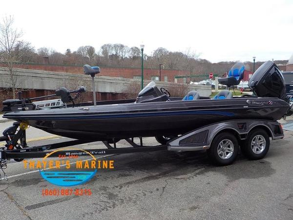2020 Ranger Boats boat for sale, model of the boat is Z519 & Image # 8 of 45