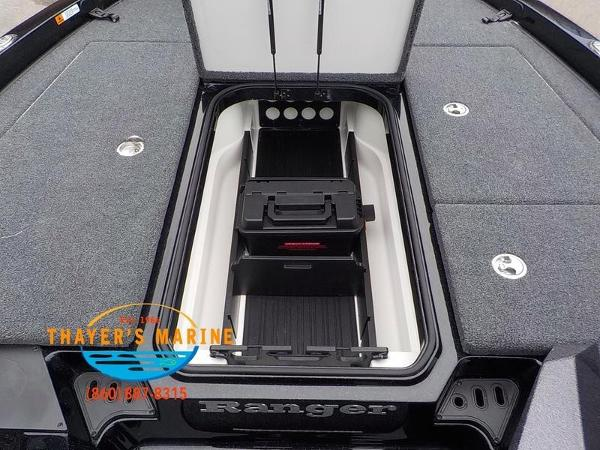 2020 Ranger Boats boat for sale, model of the boat is Z519 & Image # 11 of 45
