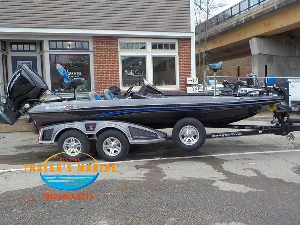 2020 Ranger Boats boat for sale, model of the boat is Z519 & Image # 16 of 45