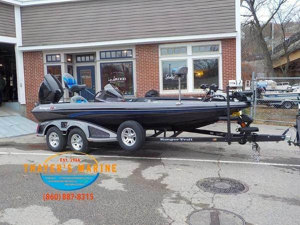 2020 Ranger Boats boat for sale, model of the boat is Z519 & Image # 22 of 45