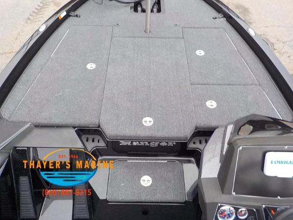 2020 Ranger Boats boat for sale, model of the boat is Z519 & Image # 27 of 45