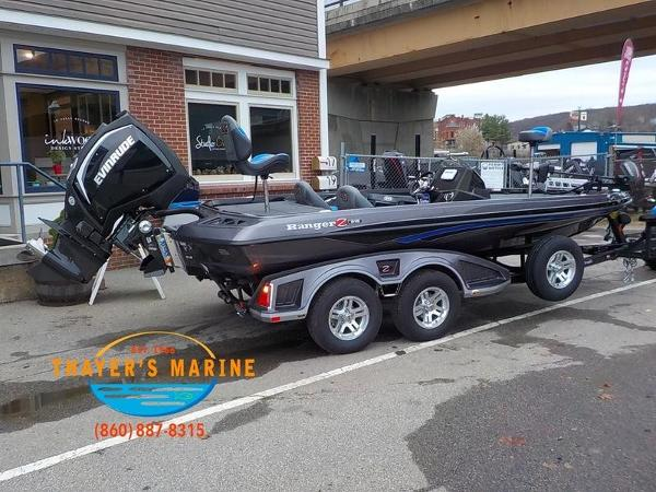2020 Ranger Boats boat for sale, model of the boat is Z519 & Image # 31 of 45
