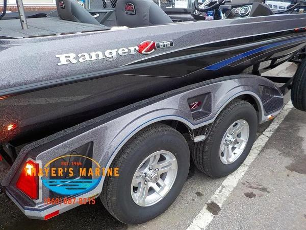 2020 Ranger Boats boat for sale, model of the boat is Z519 & Image # 32 of 45