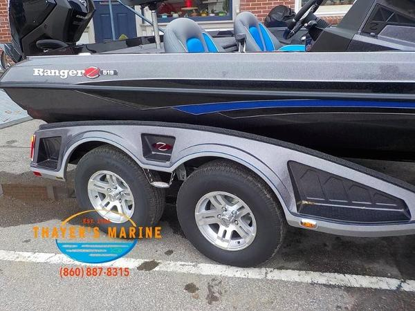 2020 Ranger Boats boat for sale, model of the boat is Z519 & Image # 34 of 45