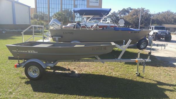 2016 Tracker Boats 1032 Jon