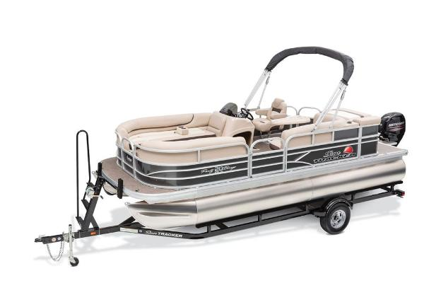 2016 SUN TRACKER PARTY BARGE 20 DLX for sale