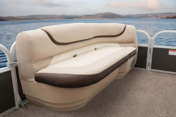 2016 Sun Tracker boat for sale, model of the boat is Party Barge 20 DLX & Image # 28 of 74
