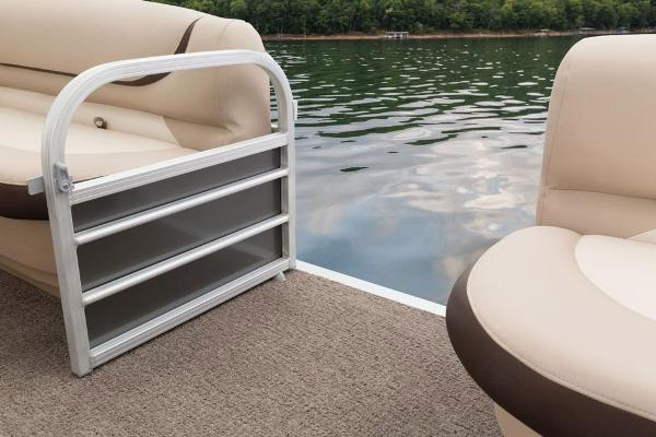 2016 Sun Tracker boat for sale, model of the boat is Party Barge 20 DLX & Image # 34 of 74