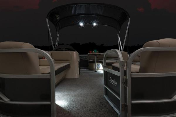 2016 Sun Tracker boat for sale, model of the boat is Party Barge 20 DLX & Image # 56 of 74
