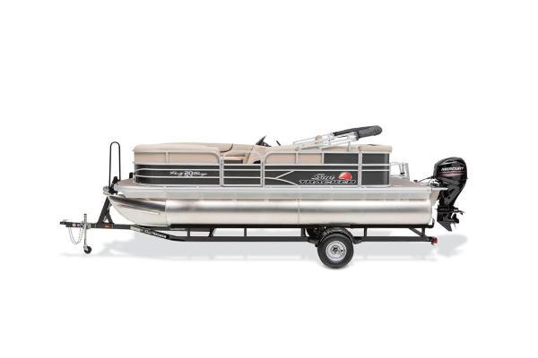 2016 Sun Tracker boat for sale, model of the boat is Party Barge 20 DLX & Image # 65 of 74