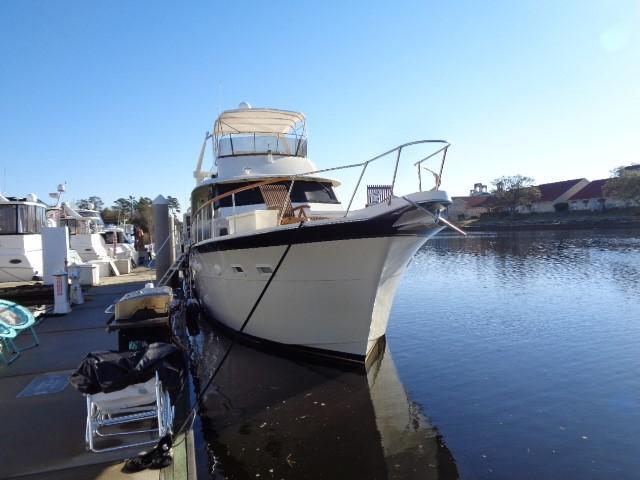 Hatteras 53 Motor Yacht - Photo: #2