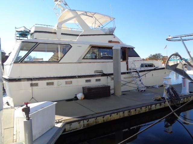 Hatteras 53 Motor Yacht - Photo: #4