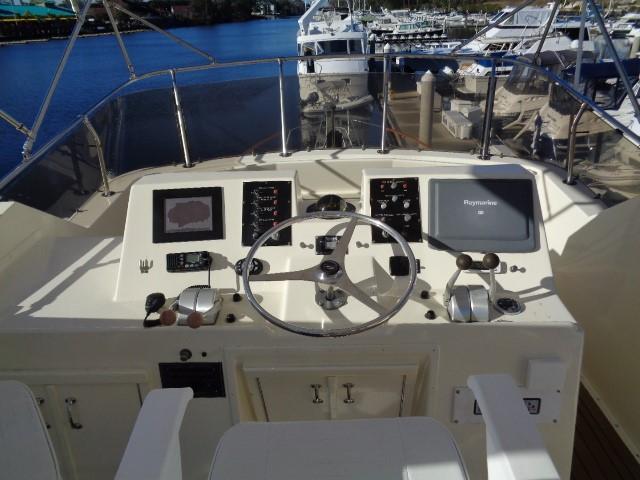 Hatteras 53 Motor Yacht - Photo: #6