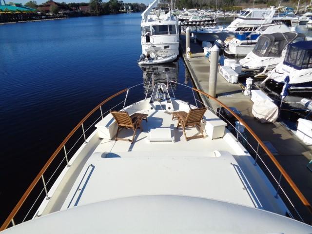 Hatteras 53 Motor Yacht - Photo: #14