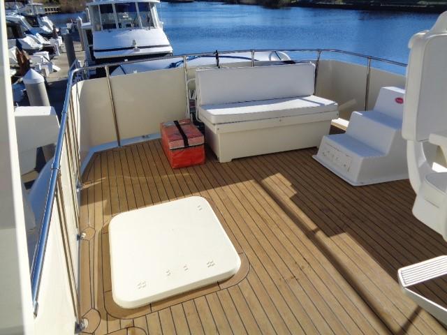 Hatteras 53 Motor Yacht - Photo: #15