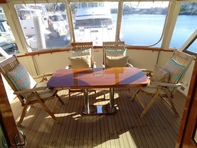 Hatteras 53 Motor Yacht - Photo: #16