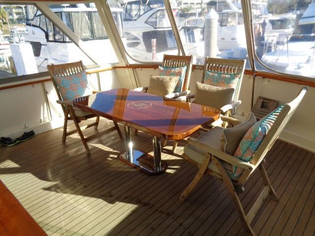 Hatteras 53 Motor Yacht - Photo: #19