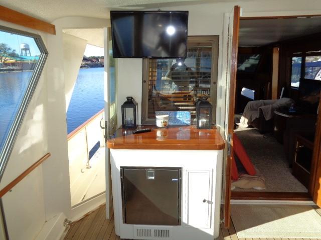 Hatteras 53 Motor Yacht - Photo: #20