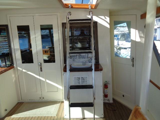 Hatteras 53 Motor Yacht - Photo: #21