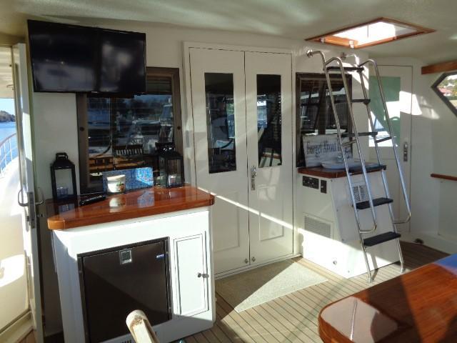 Hatteras 53 Motor Yacht - Photo: #22