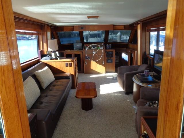 Hatteras 53 Motor Yacht - Photo: #33