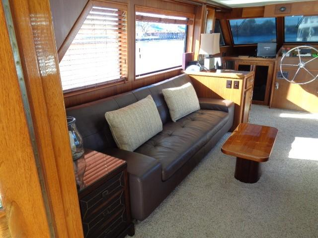 Hatteras 53 Motor Yacht - Photo: #34
