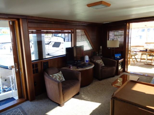 Hatteras 53 Motor Yacht - Photo: #35