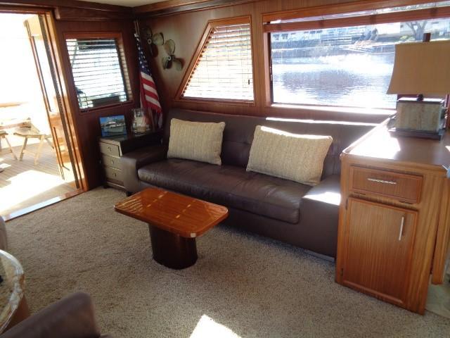 Hatteras 53 Motor Yacht - Photo: #41