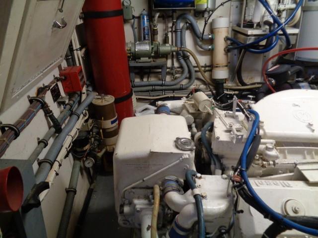 Hatteras 53 Motor Yacht - Photo: #80