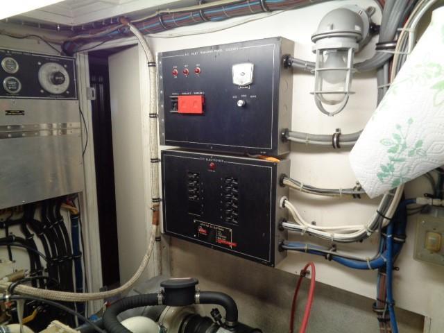Hatteras 53 Motor Yacht - Photo: #82