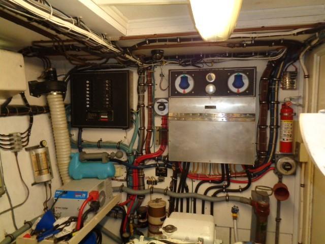 Hatteras 53 Motor Yacht - Photo: #87