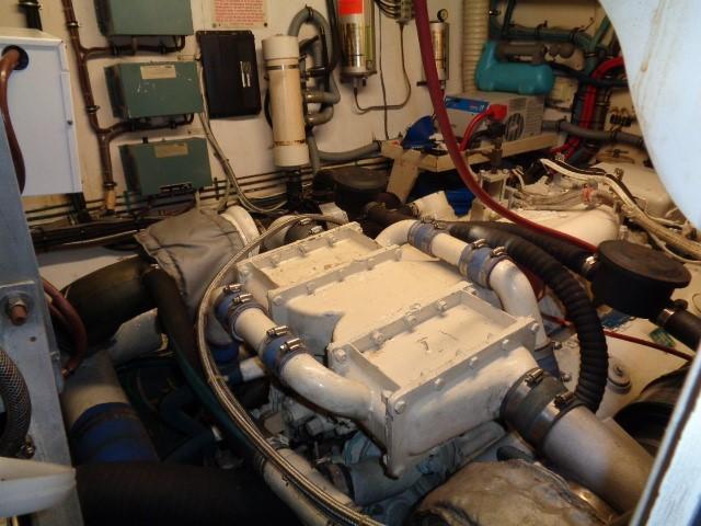 Hatteras 53 Motor Yacht - Photo: #88
