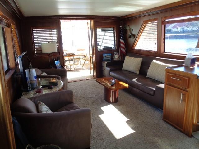 Hatteras 53 Motor Yacht - Photo: #90