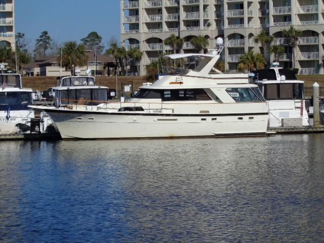 Hatteras 53 Motor Yacht - Photo: #91