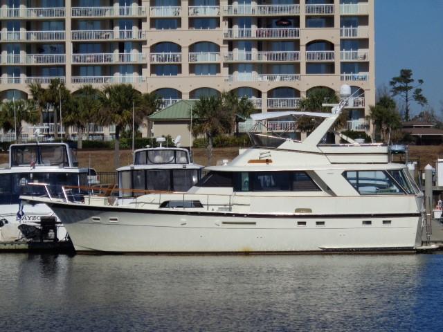 Hatteras 53 Motor Yacht - Photo: #92