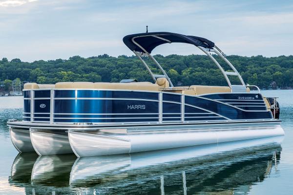 2015 Harris Grand Mariner 250
