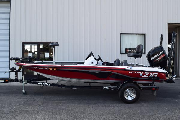2016 Nitro boat for sale, model of the boat is Z18 & Image # 1 of 18